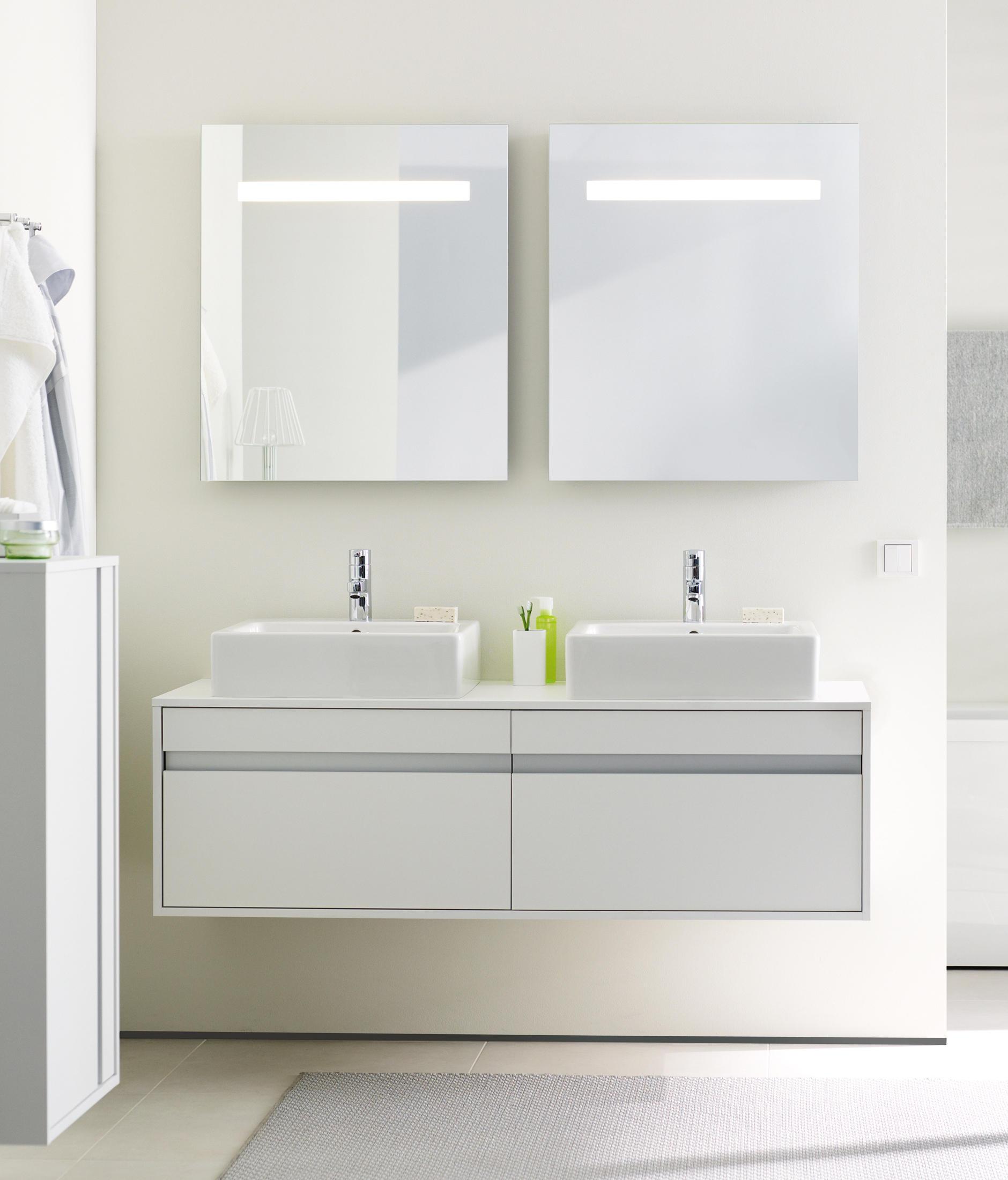 ketho spiegelschrank spiegelschr nke von duravit. Black Bedroom Furniture Sets. Home Design Ideas