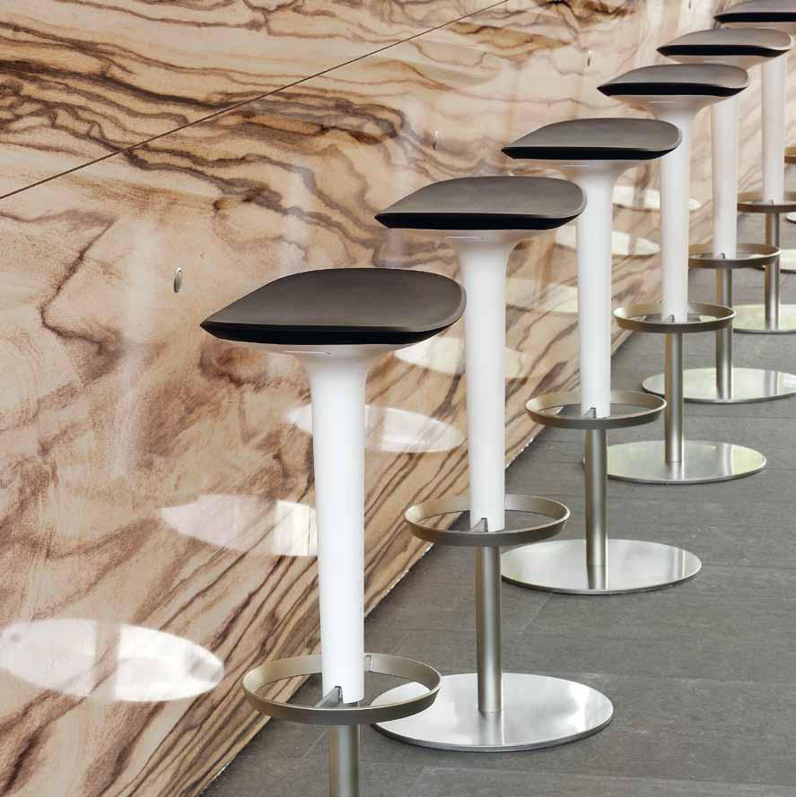 Babar 1753 Bar Stools From Arper Architonic