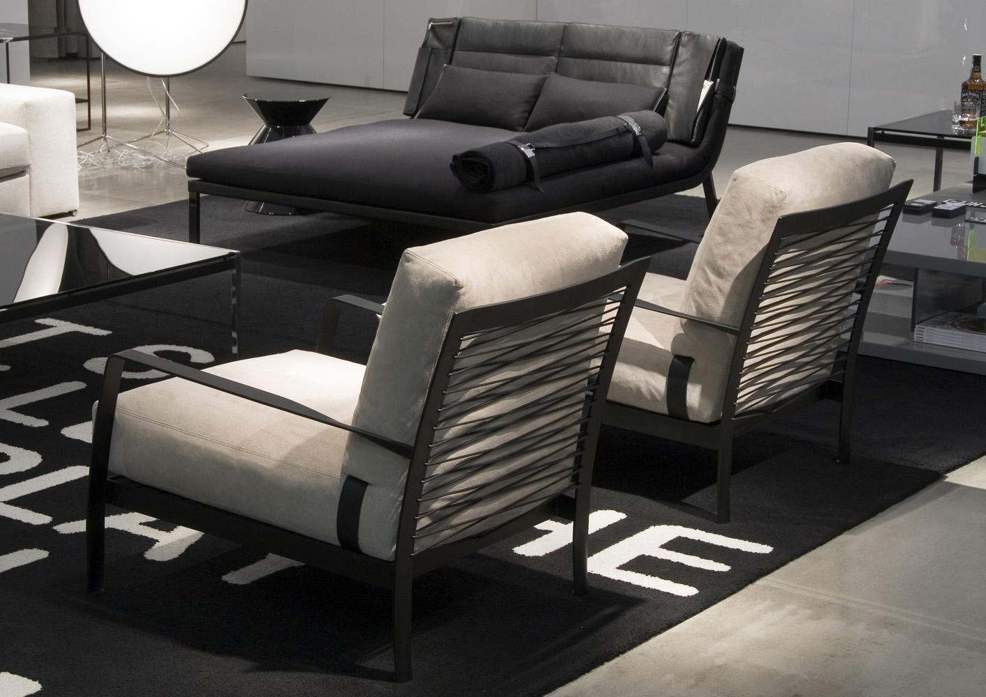 RICHARDS - Lounge chairs from Minotti | Architonic