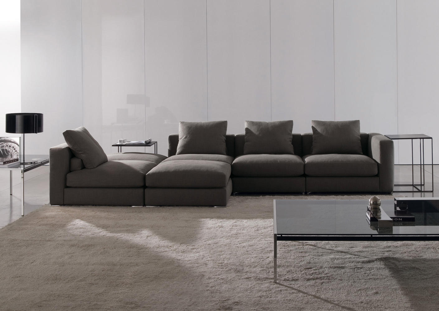 Jagger lounge sofas from minotti architonic for Minotti divani