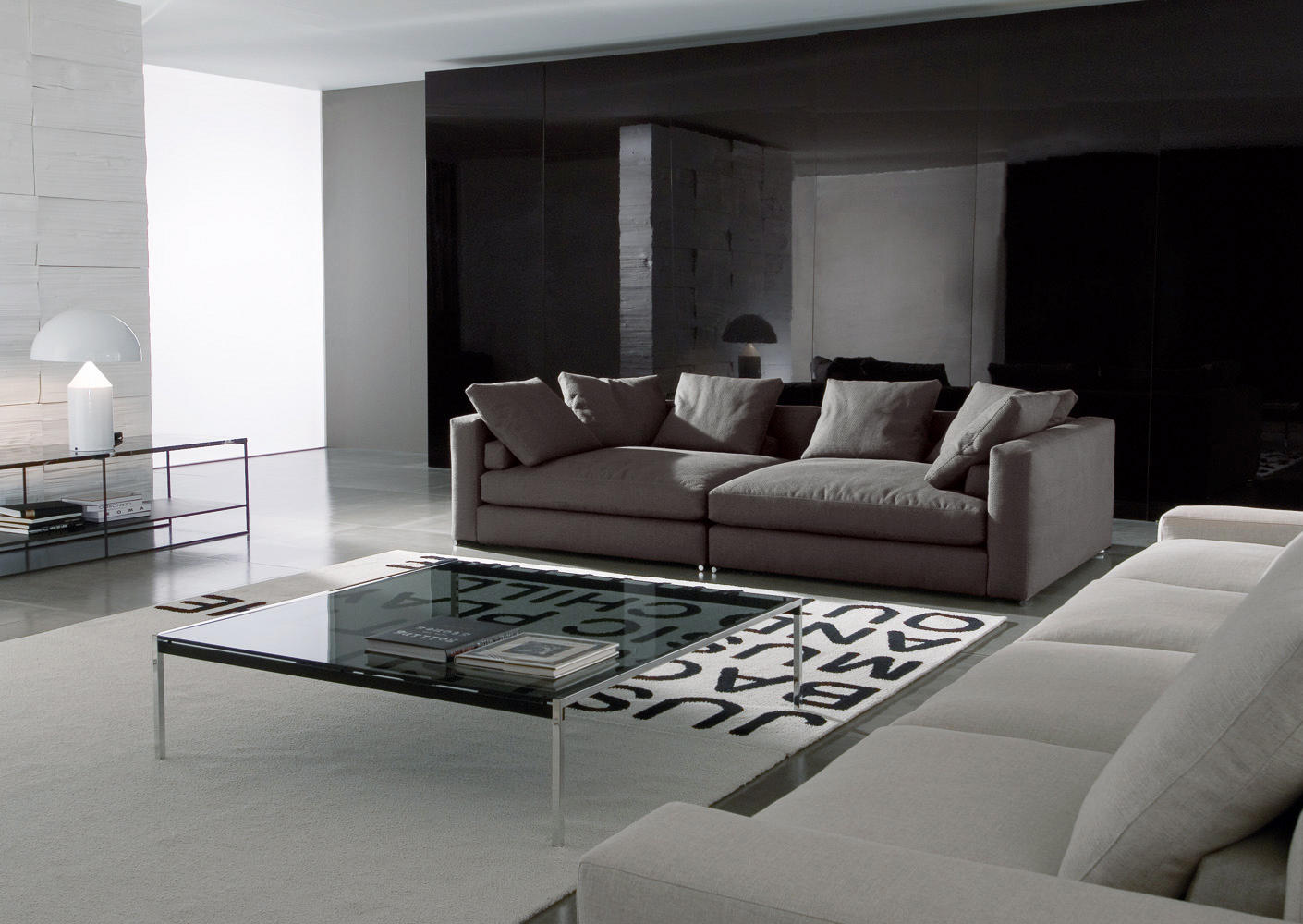 jagger lounge sofas from minotti architonic. Black Bedroom Furniture Sets. Home Design Ideas