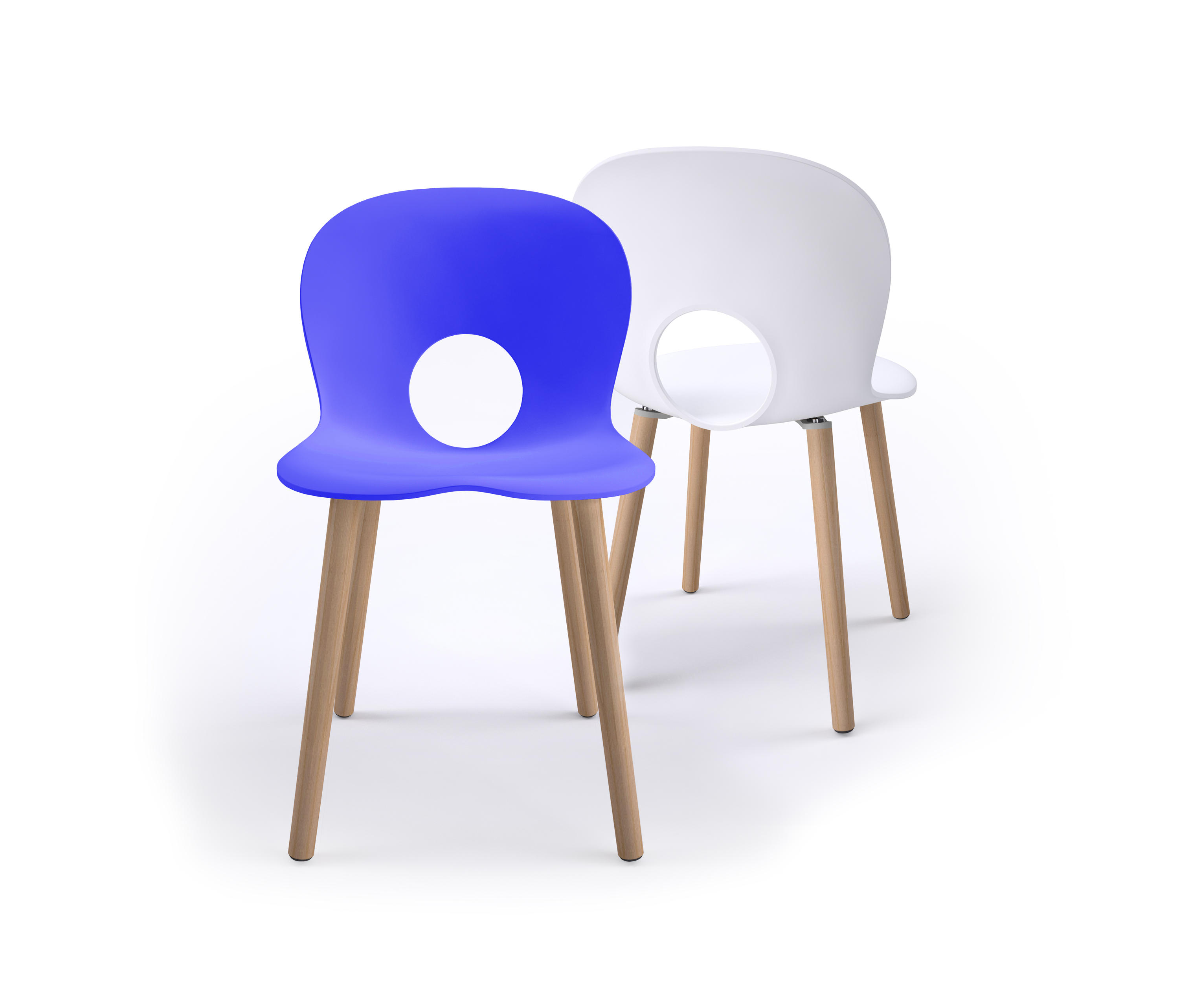 Olivia Wood Restaurant Chairs From Rexite Architonic