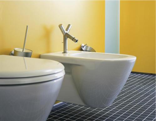 starck 2 wand bidet bidets von duravit architonic. Black Bedroom Furniture Sets. Home Design Ideas