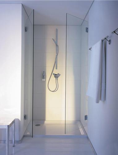 starck duschwanne duschwannen duschtassen von duravit architonic. Black Bedroom Furniture Sets. Home Design Ideas