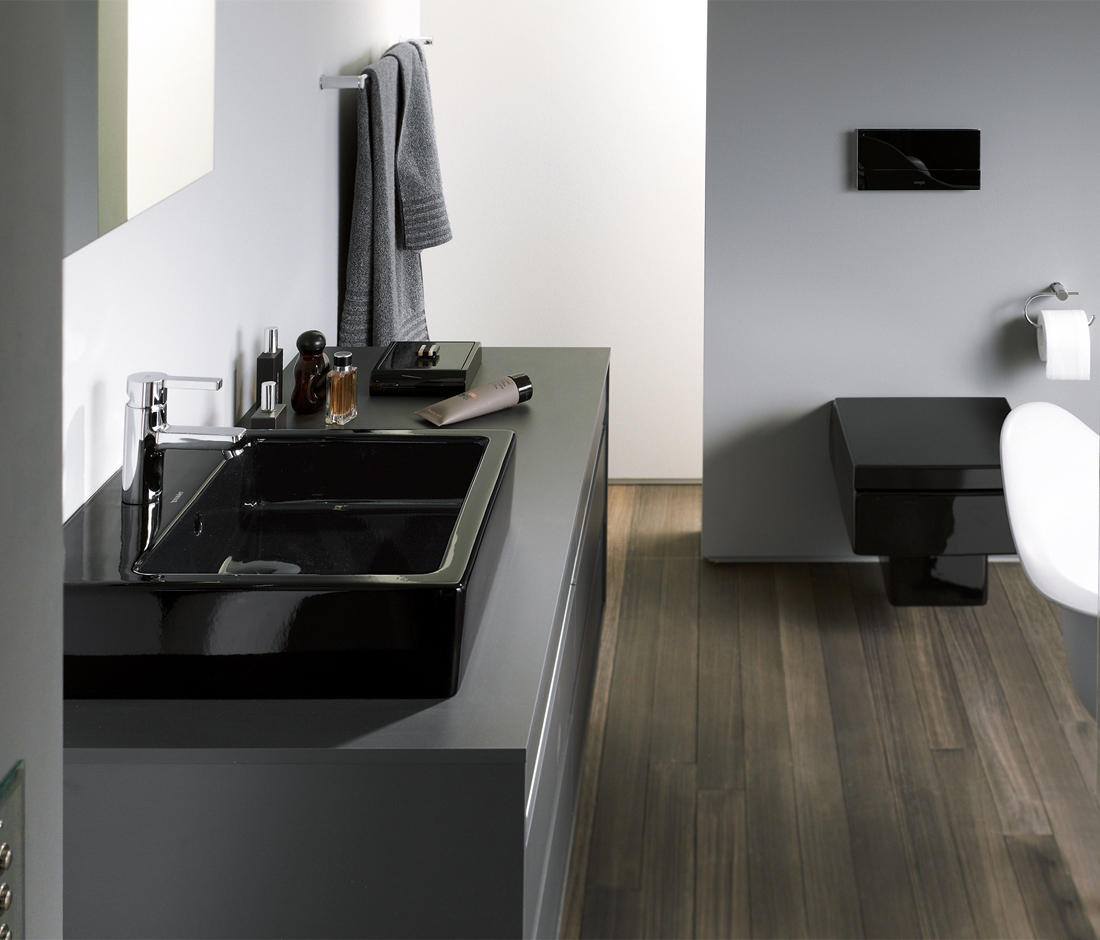 Lavabo Vero De Duravit.Vero Washbasin Designer Furniture Architonic