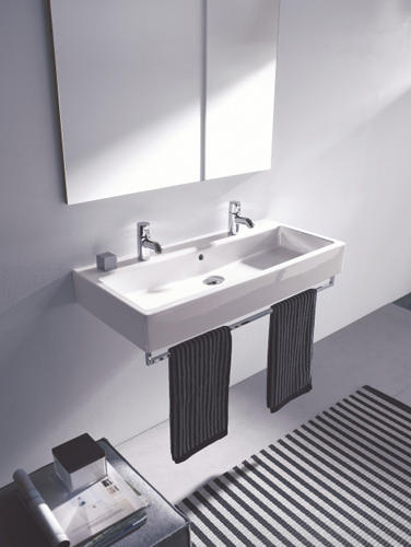 vero washbasin wash basins from duravit architonic. Black Bedroom Furniture Sets. Home Design Ideas