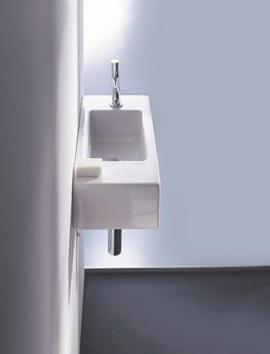 vero washbasin wash basins from duravit architonic. Black Bedroom Furniture Sets. Home Design Ideas