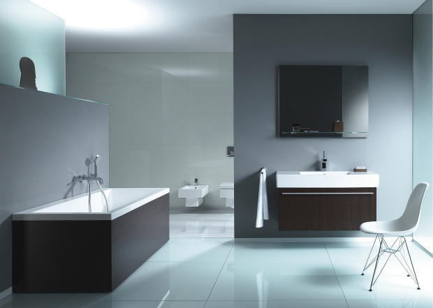 vero bathtub built in bathtubs from duravit architonic. Black Bedroom Furniture Sets. Home Design Ideas