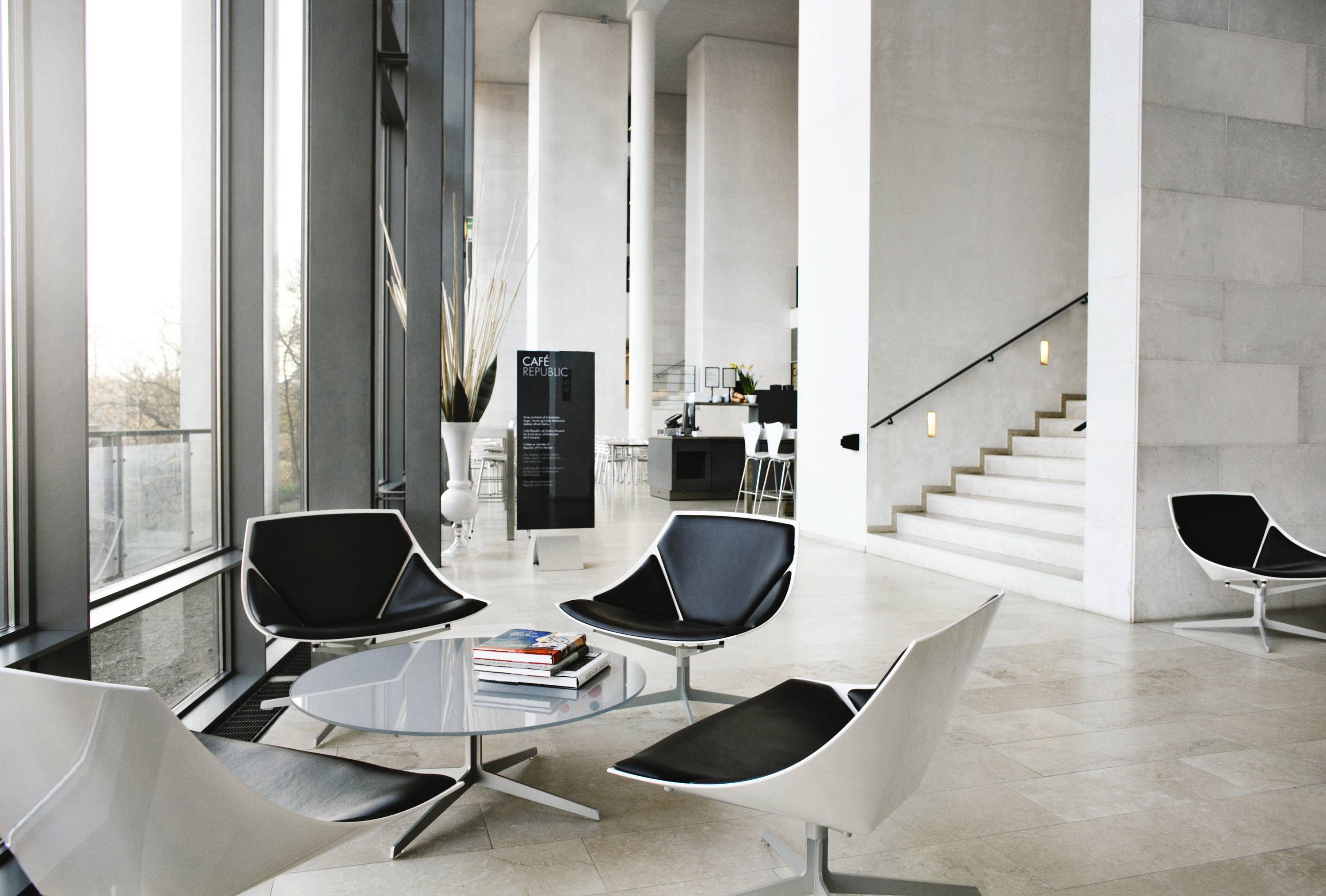 Space Armchairs From Fritz Hansen Architonic