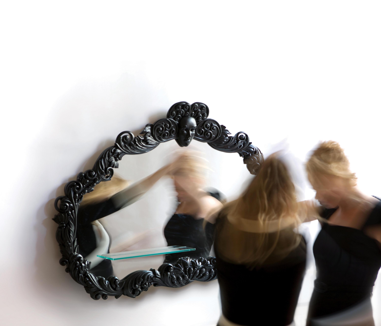 Paris mirror specchi quodes architonic - Specchi riflessi testo ...