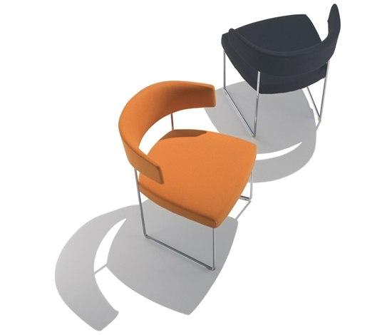 Tauro So 4205 Chairs From Andreu World Architonic