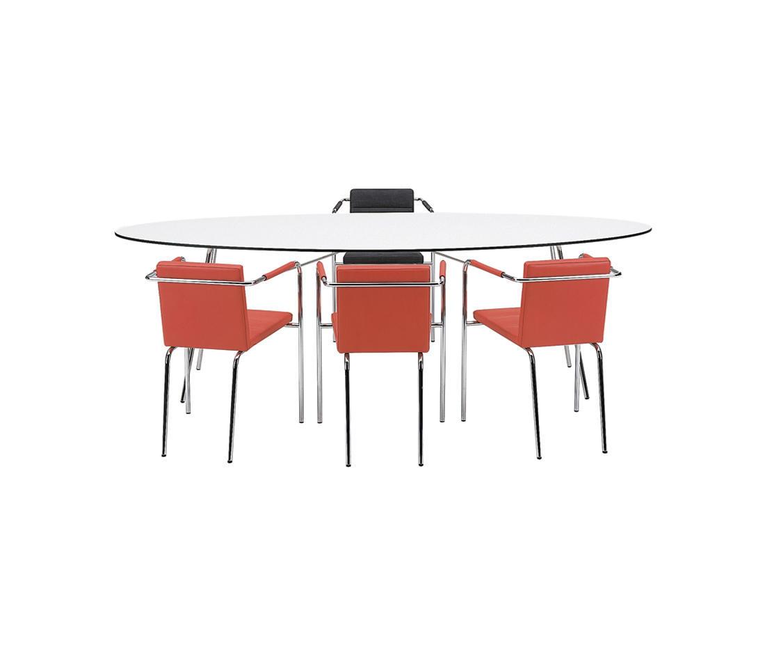 Saturn Table Cafeteriatische von Lammhults ARCHITONIC