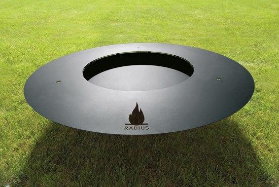 Design Feuerstelle feuerstelle gartengrills radius design architonic