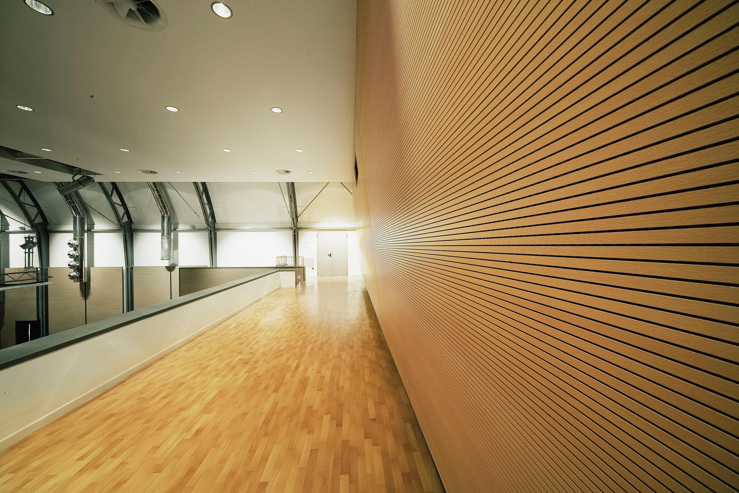 4akustik Wood Panels From Fantoni Architonic