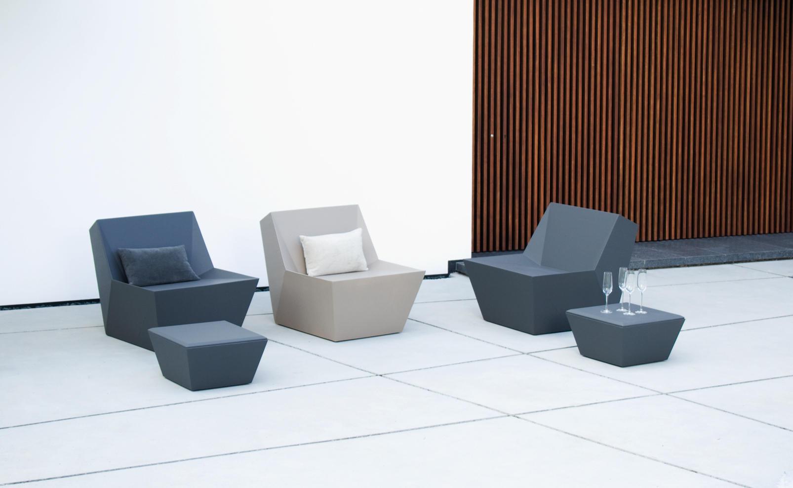 ... Kyoto Lounge Sessel Von Fischer Möbel ...