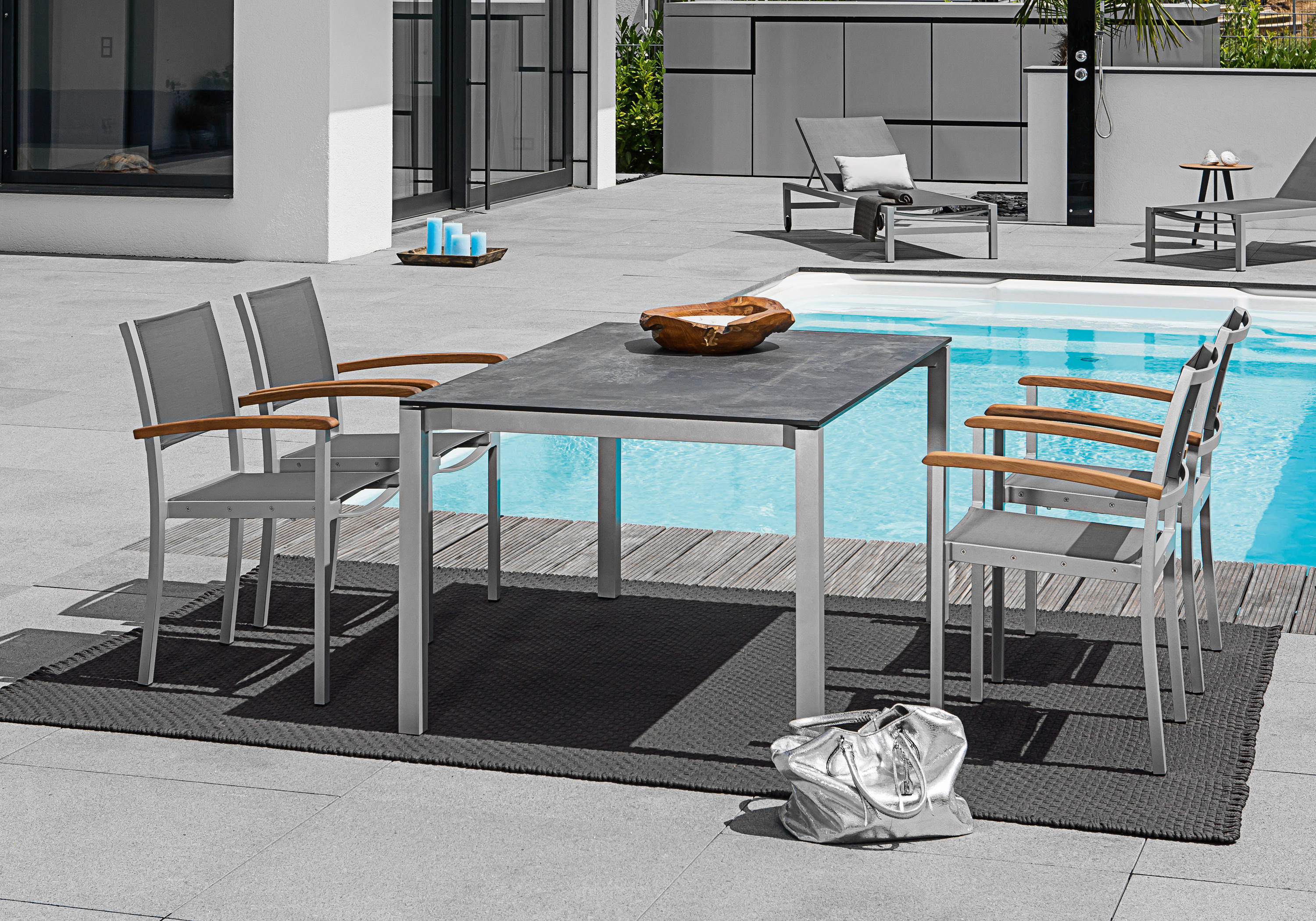 FORUM SUNBED - Sun loungers from Fischer Möbel | Architonic