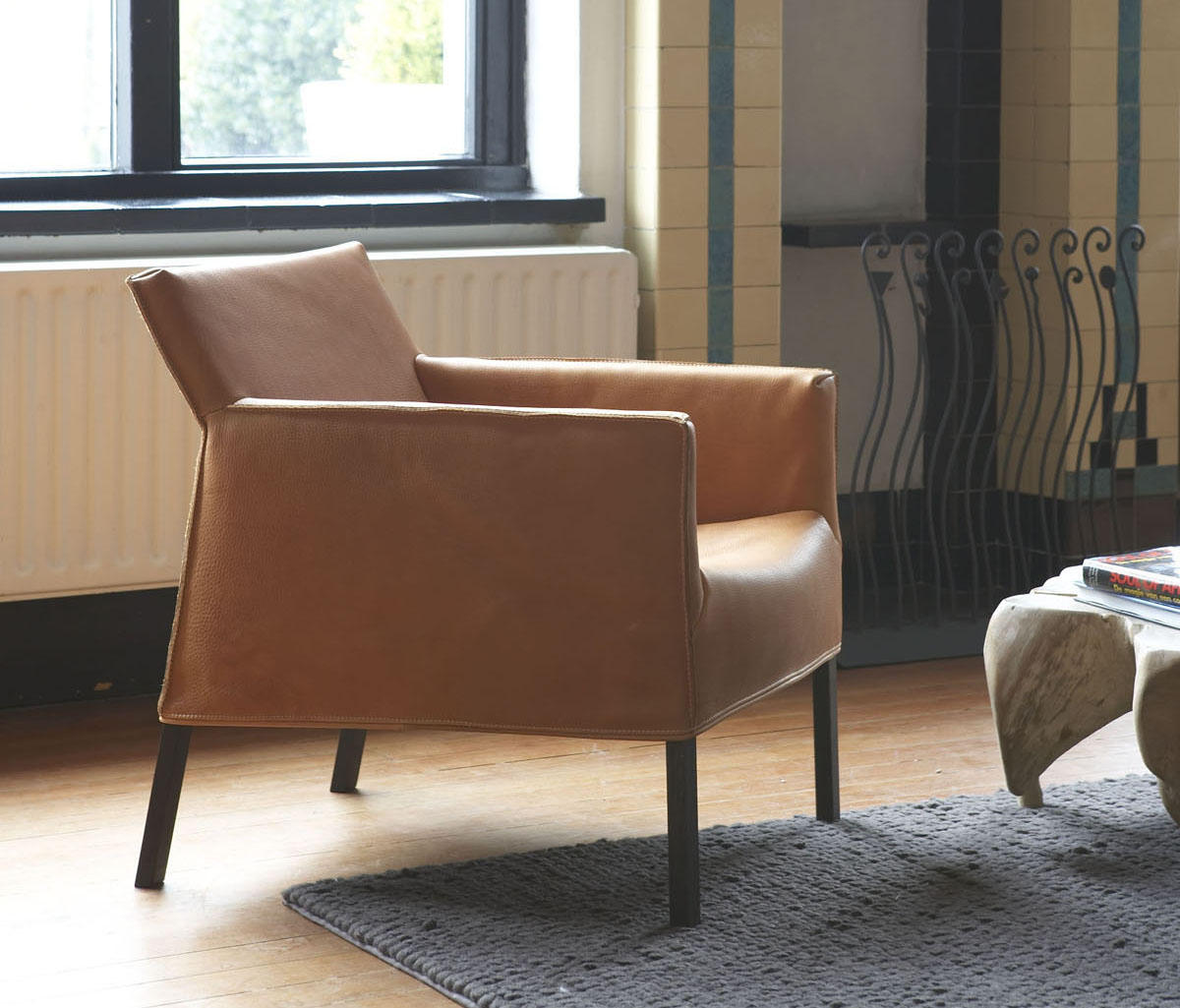 Coppola Armchair Lounge Chairs From Label Architonic