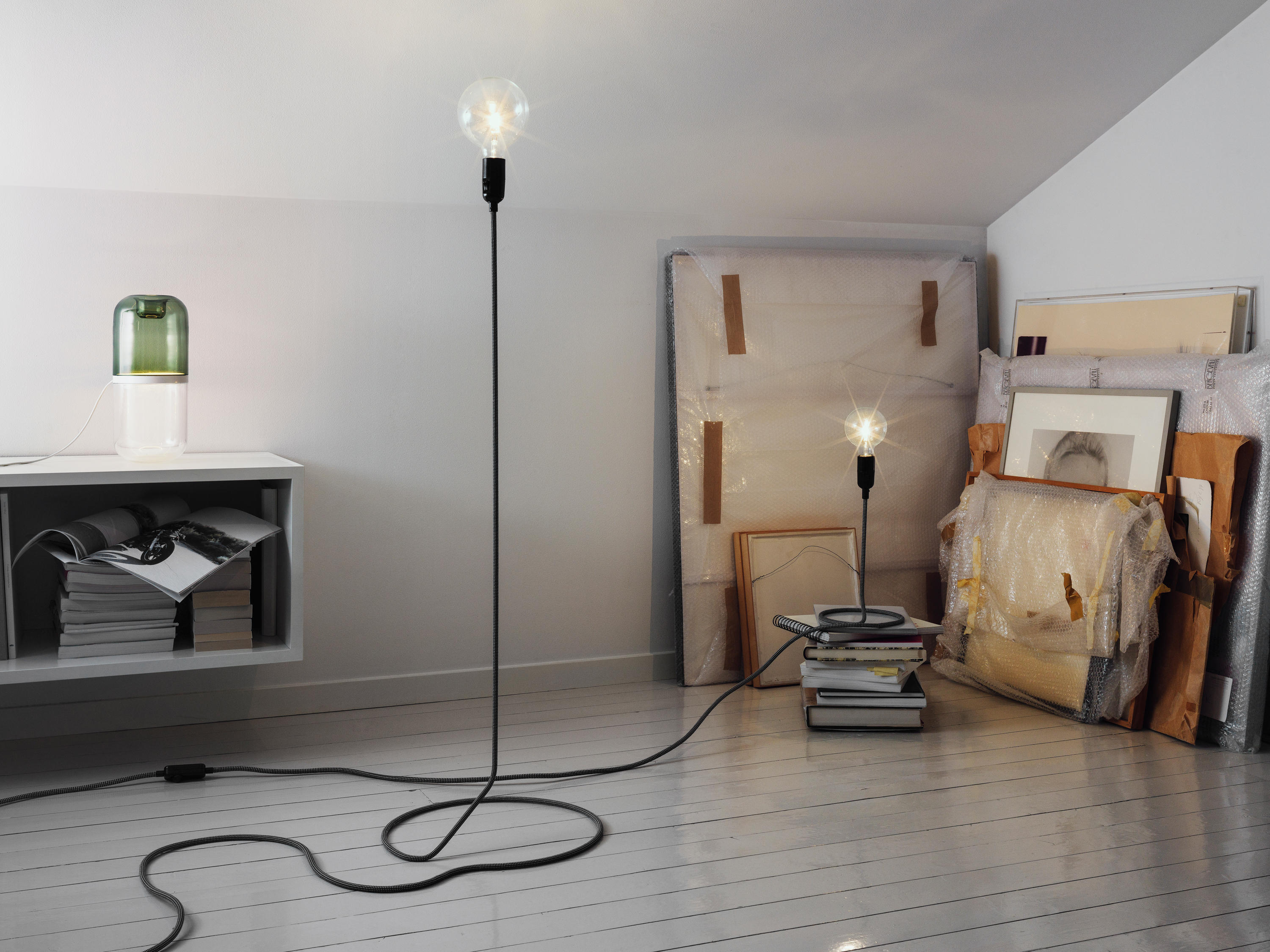 cord lamp mini general lighting from design house stockholm architonic. Black Bedroom Furniture Sets. Home Design Ideas