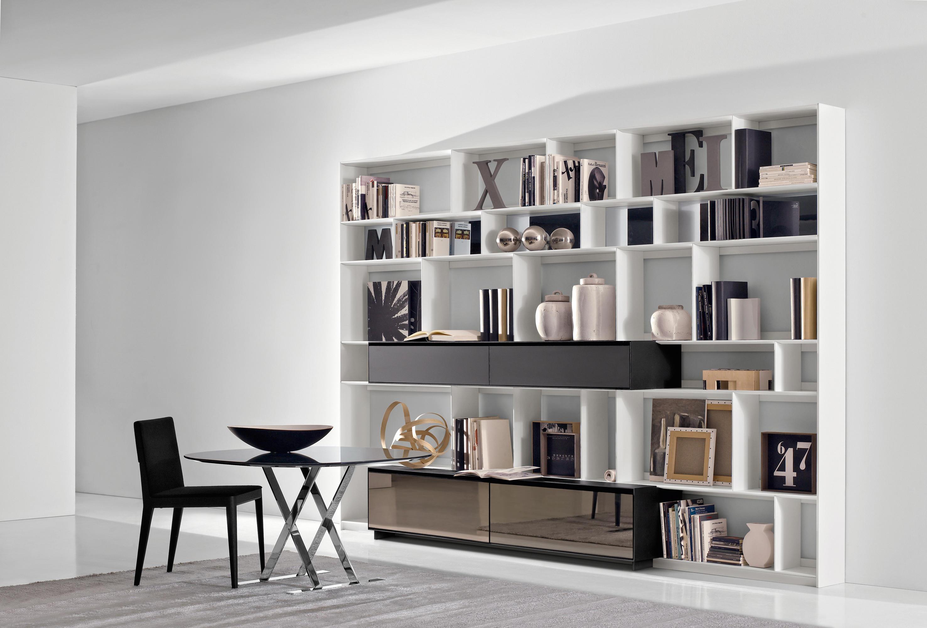 Flat c shelving from b b italia architonic for B b furniture