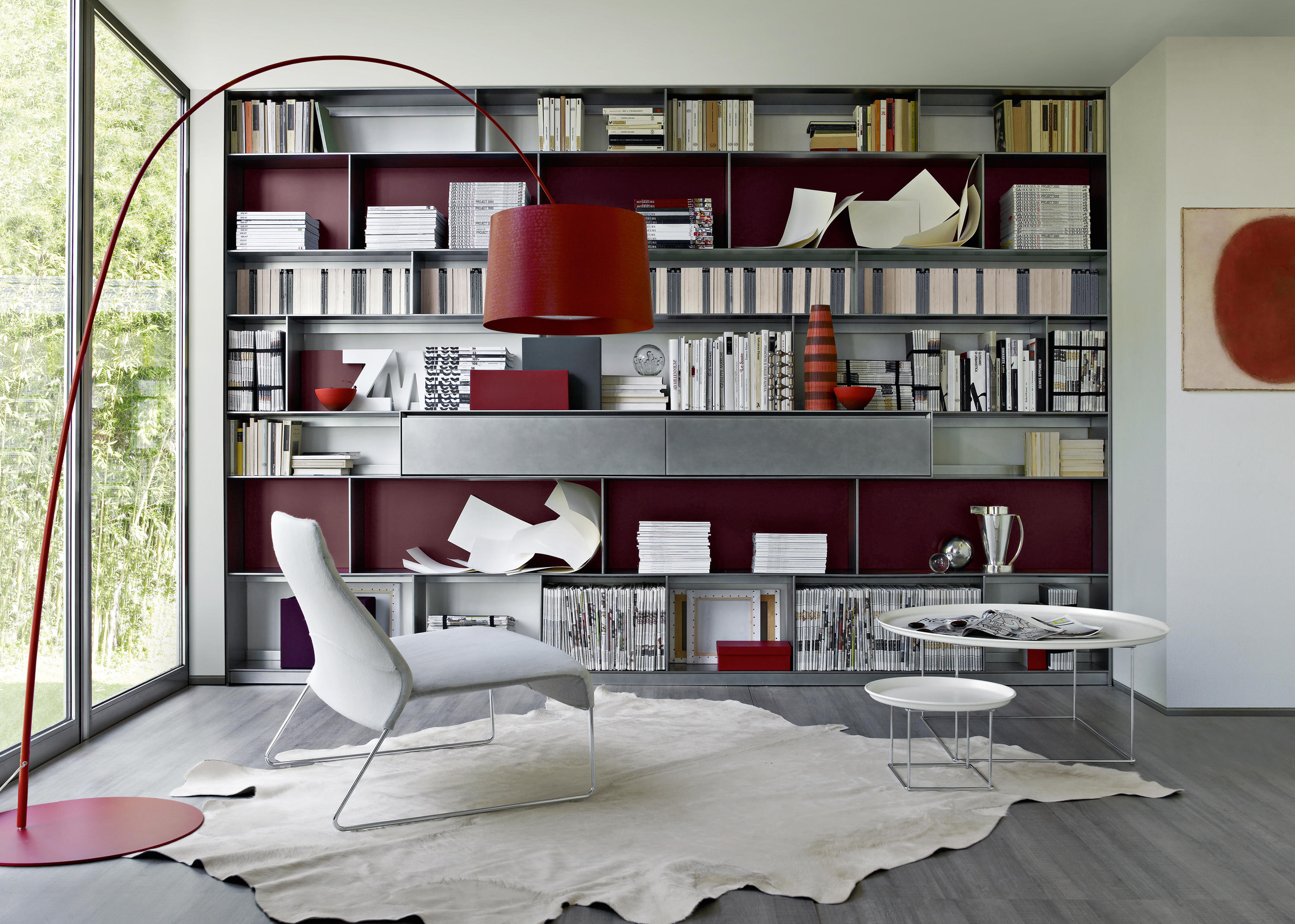 Flat c shelving from b b italia architonic for B and b italia
