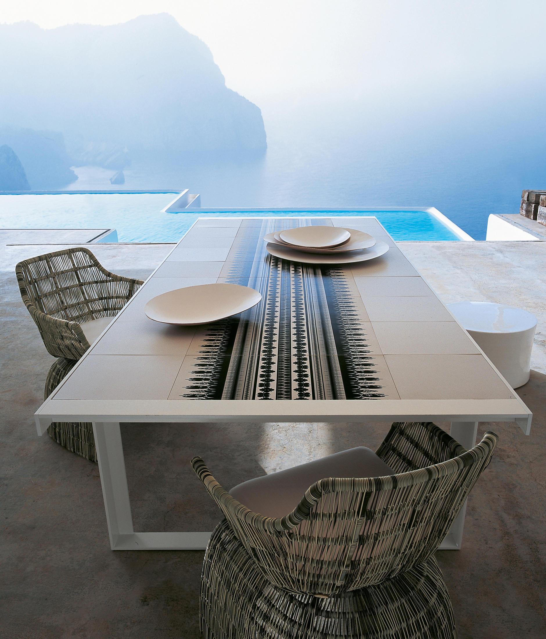 CANASTA - Garden armchairs from B&B Italia | Architonic