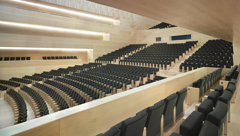 6036 Flex Seating Auditorium Seating From Figueras