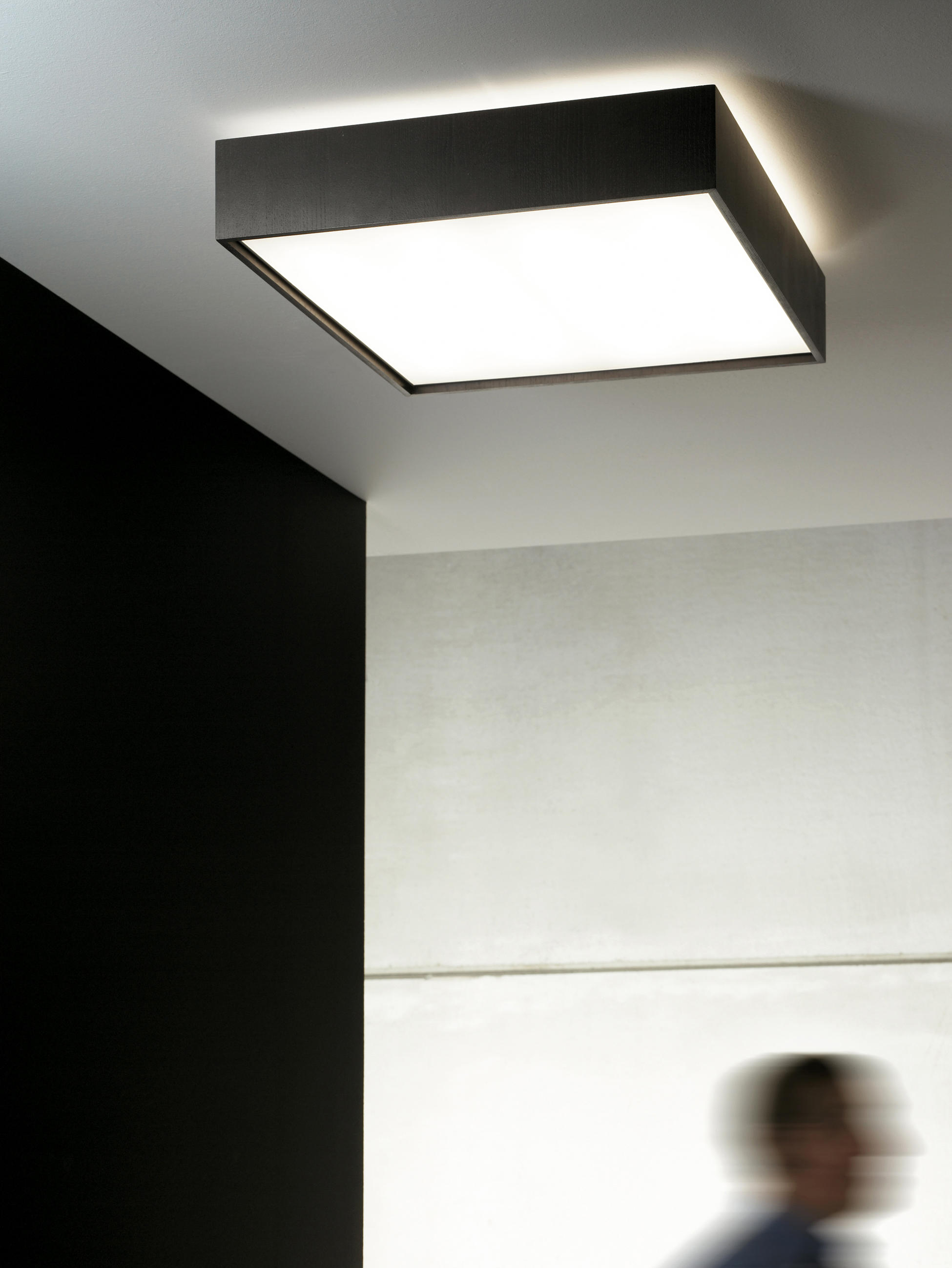 Quadrat clairage g n ral de b lux architonic - Lamparas de techo para salon y comedor ...