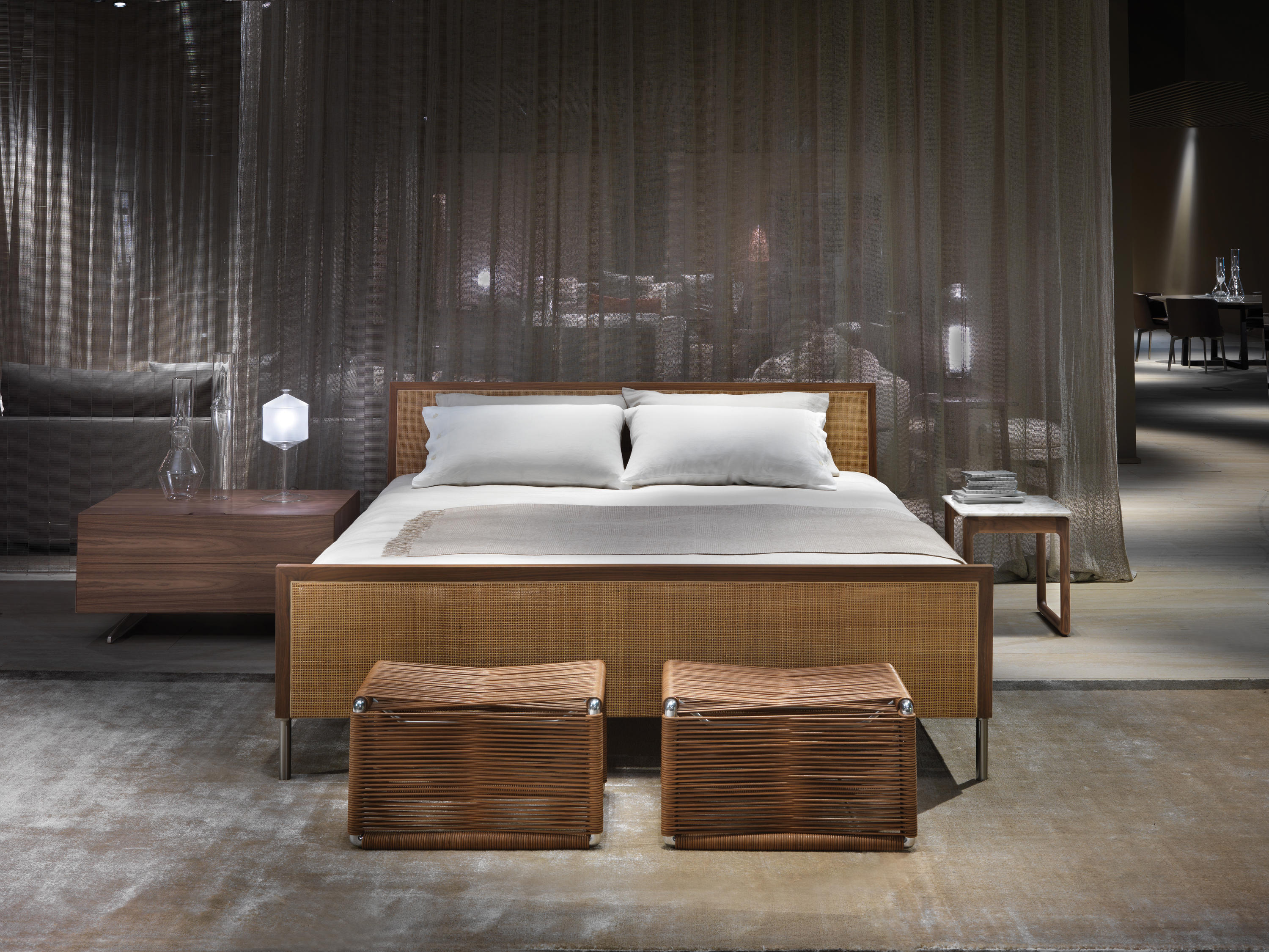 Piano Bed Double Beds From Flexform Architonic