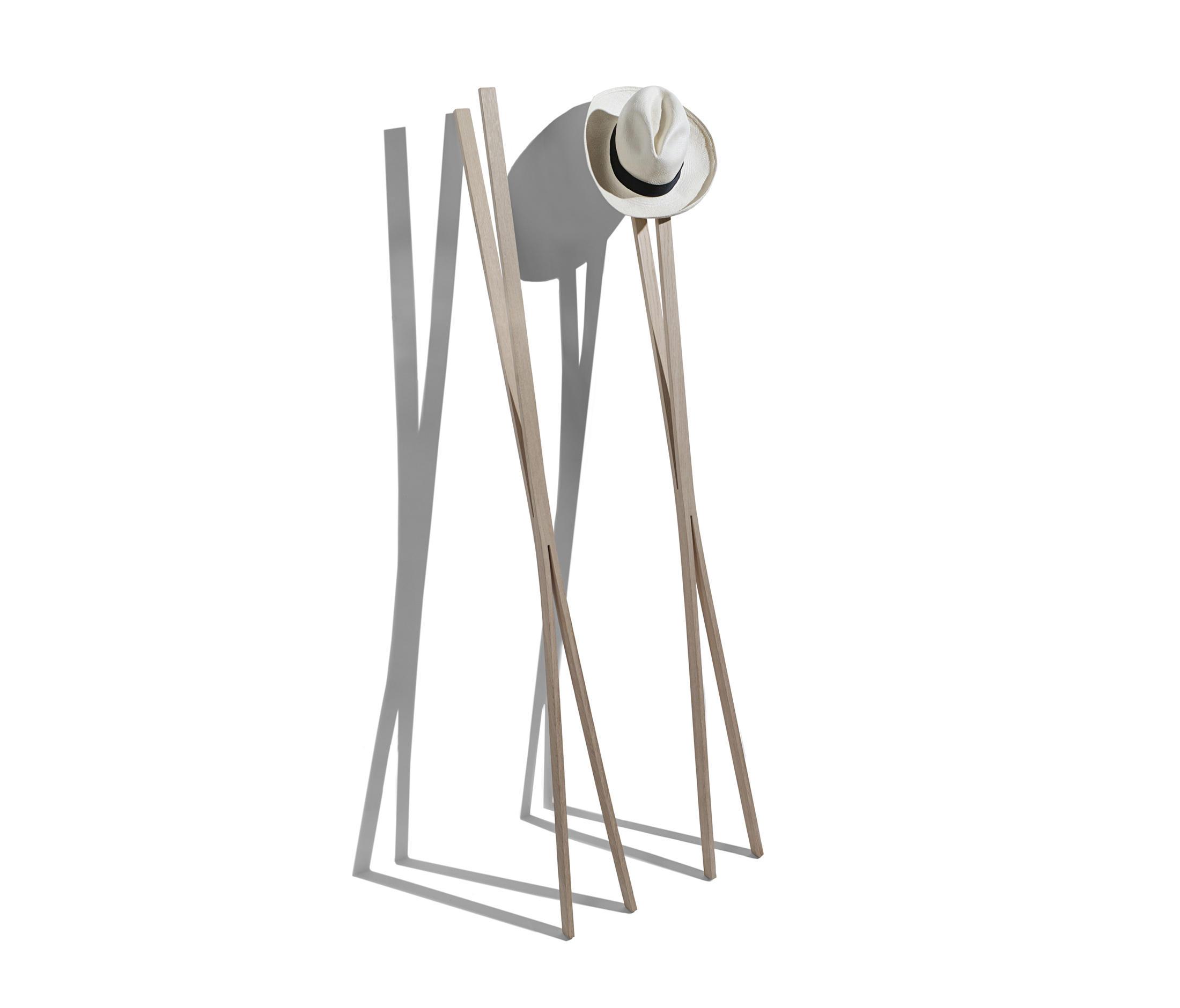 Oak coat rack freestanding wardrobes from vlaemsch