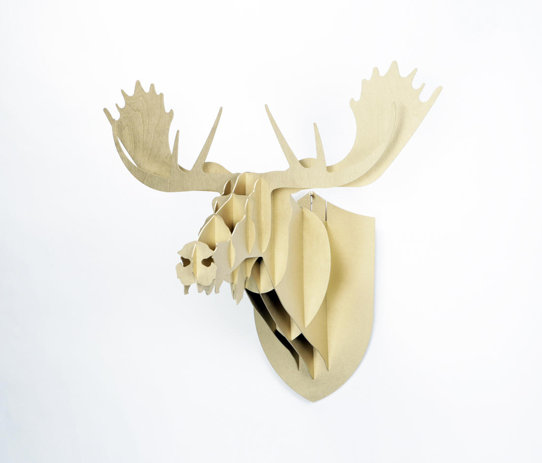MOOSE - Wall decoration from Vlaemsch() | Architonic