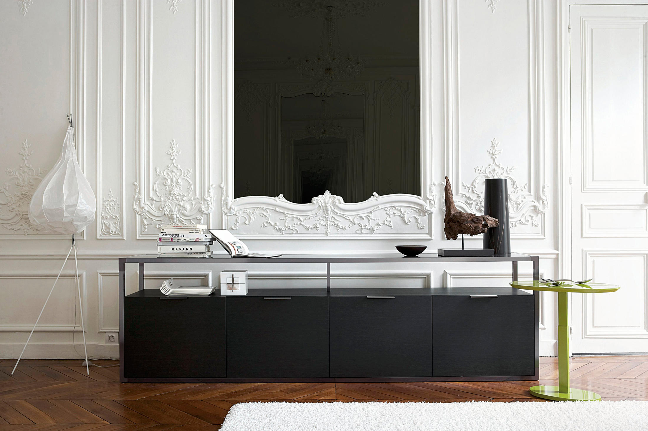 dedicato bahut buffets de ligne roset architonic. Black Bedroom Furniture Sets. Home Design Ideas