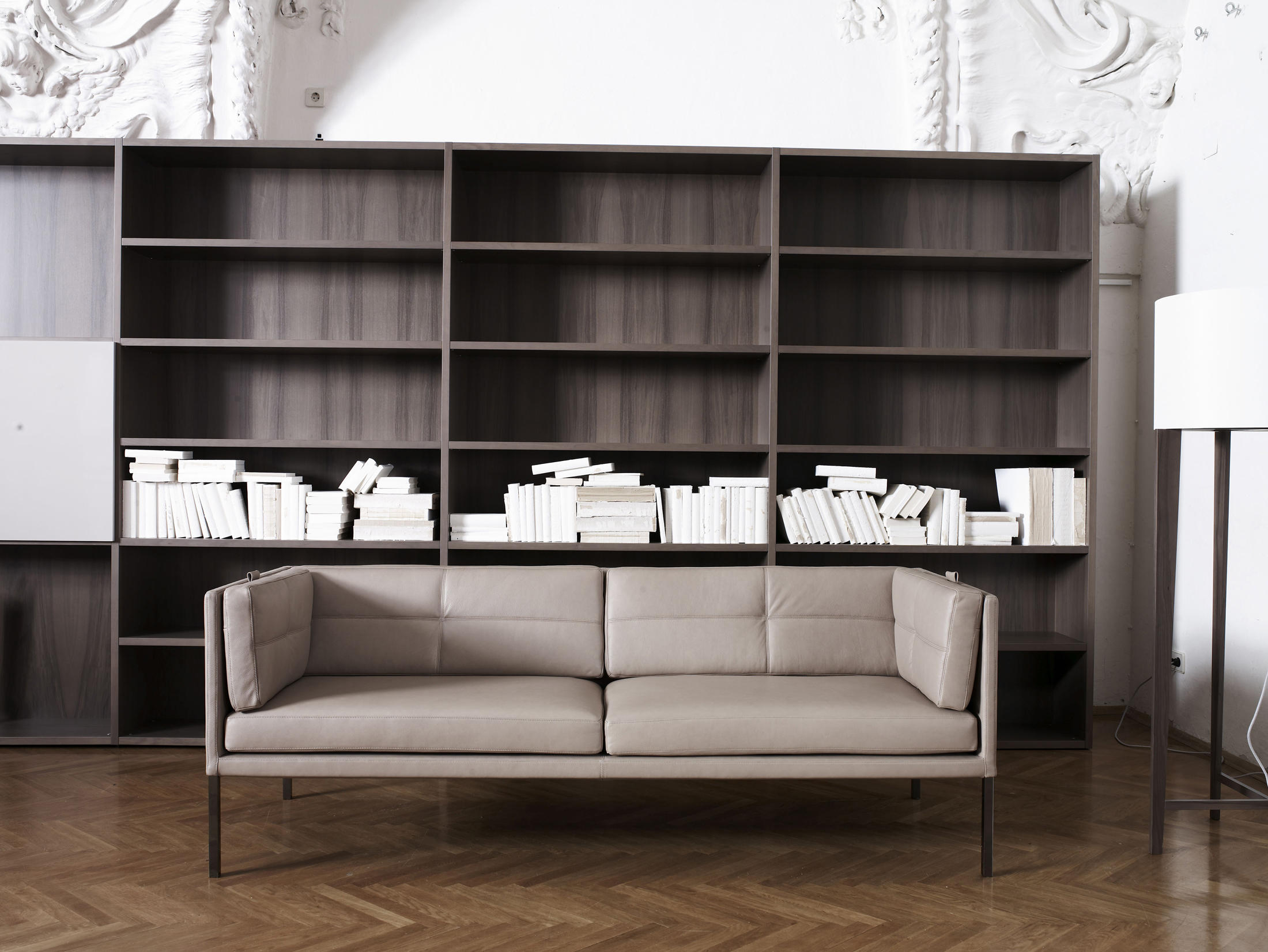 atrium sofa loungesofas von neue wiener werkst tte architonic. Black Bedroom Furniture Sets. Home Design Ideas