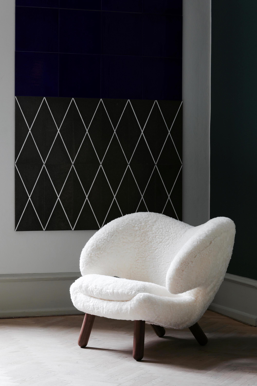 Pelican sessel loungesessel von house of finn juhl for Sessel auf englisch