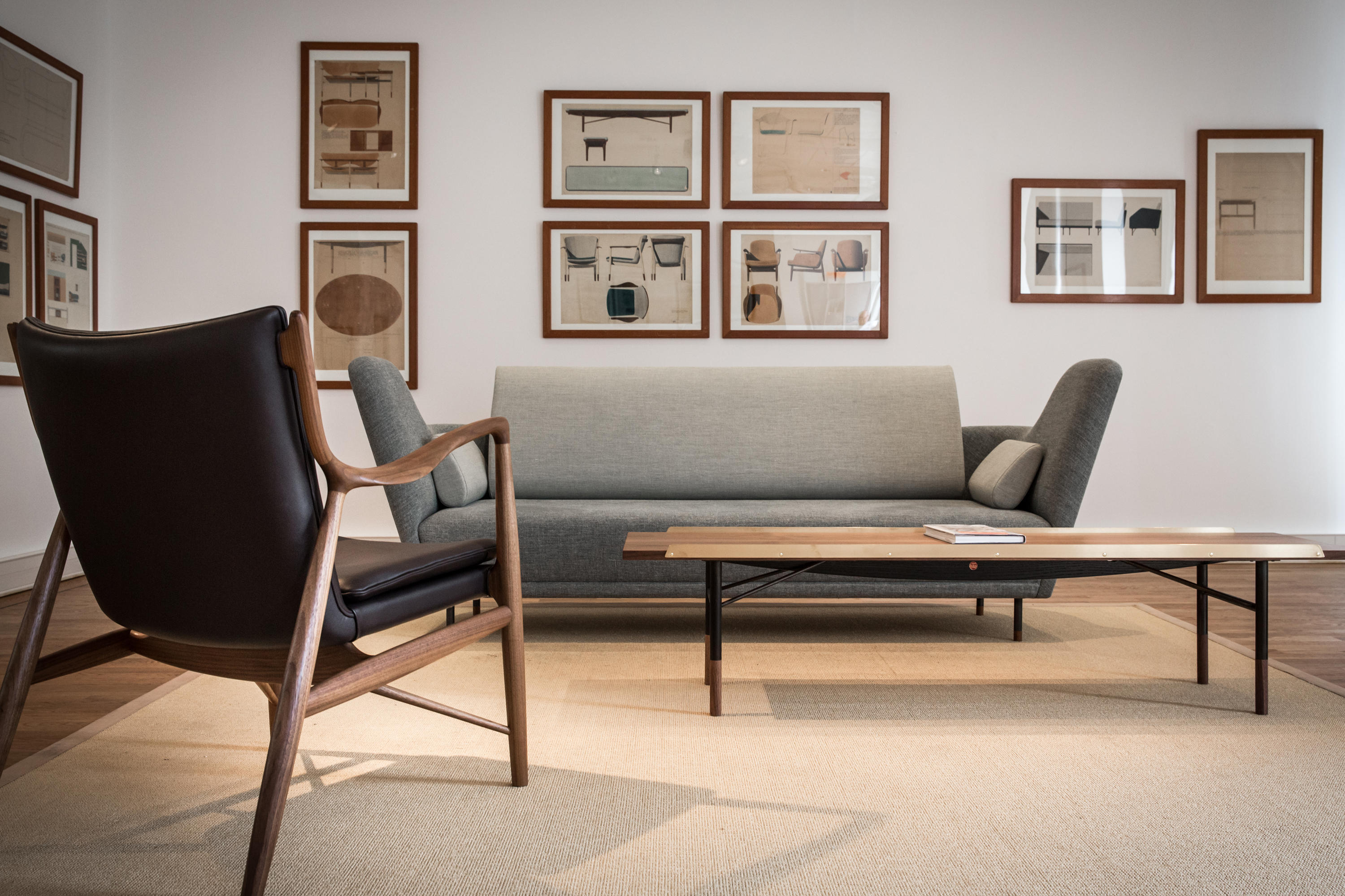 57 SOFA Lounge sofas from onecollection