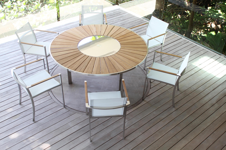 Best Table Ronde De Jardin En Inox Gallery - House Design ...