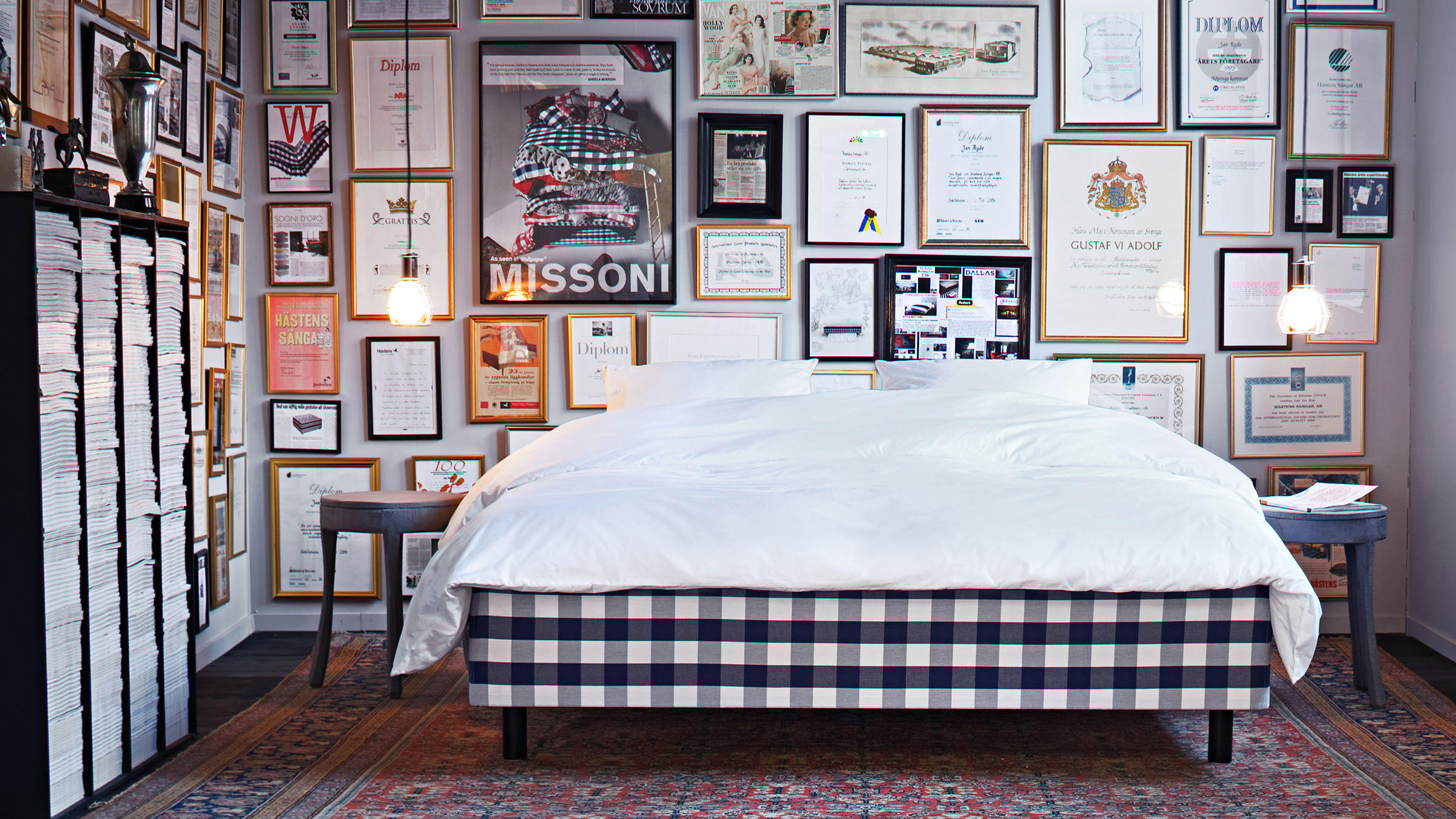 h stens marquis single beds from h stens architonic. Black Bedroom Furniture Sets. Home Design Ideas