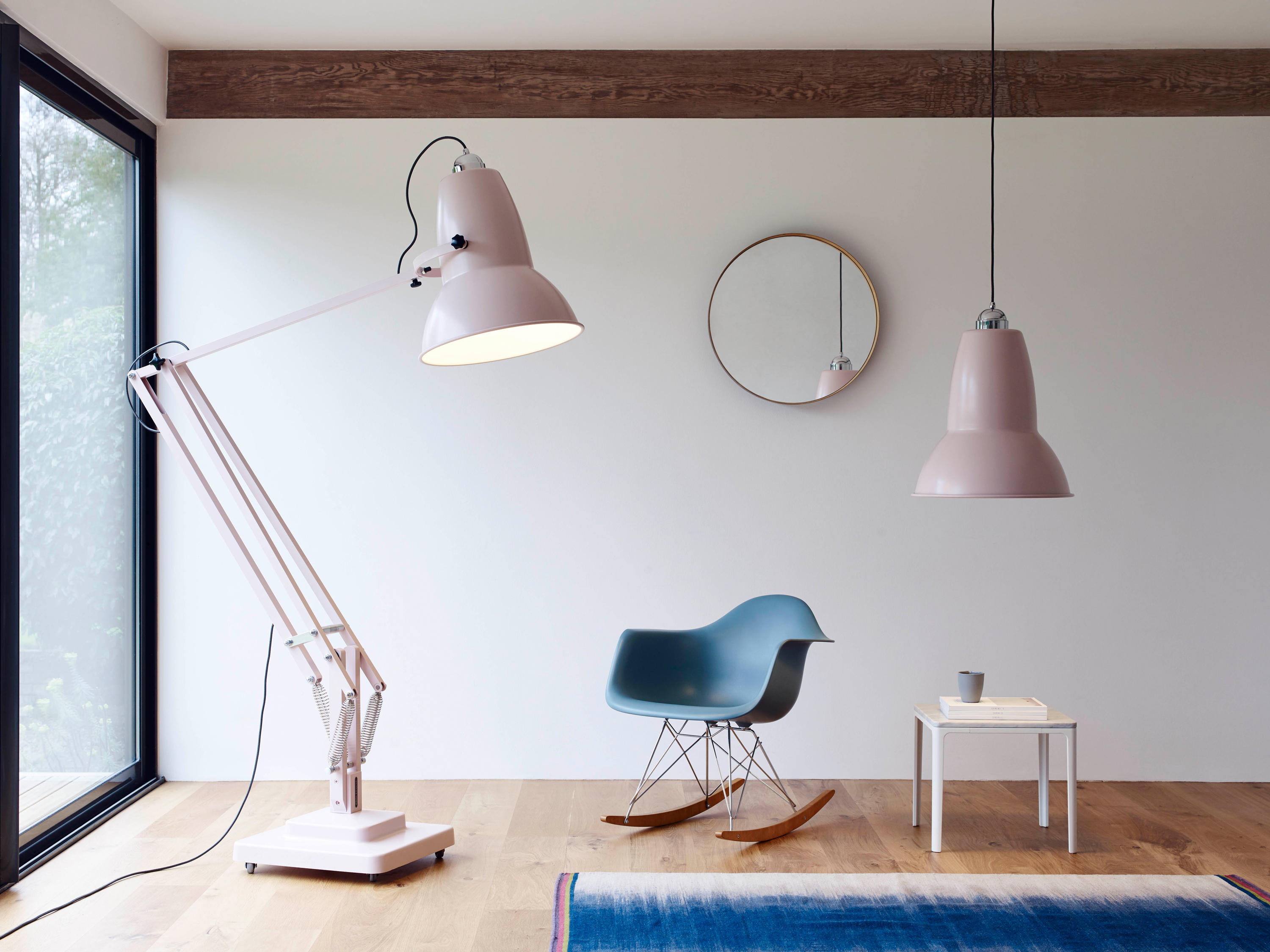 Original 1227 giant pendant suspended lights from anglepoise original 1227 giant pendant by anglepoise aloadofball Image collections