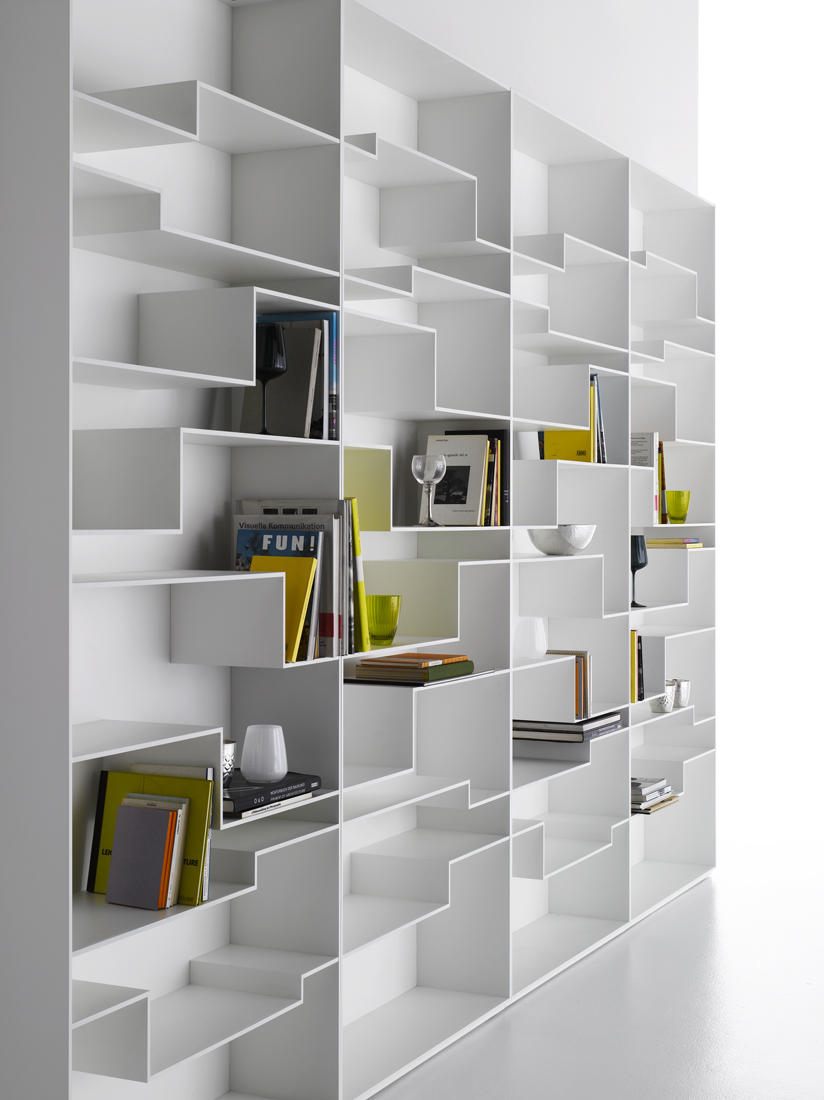 melody shelving from mdf italia architonic. Black Bedroom Furniture Sets. Home Design Ideas