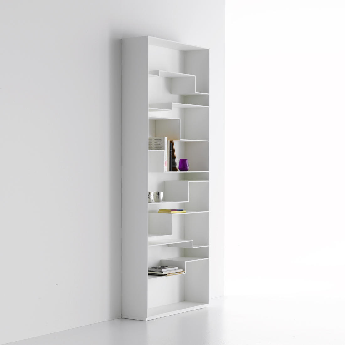 MELODY - Shelving From MDF Italia