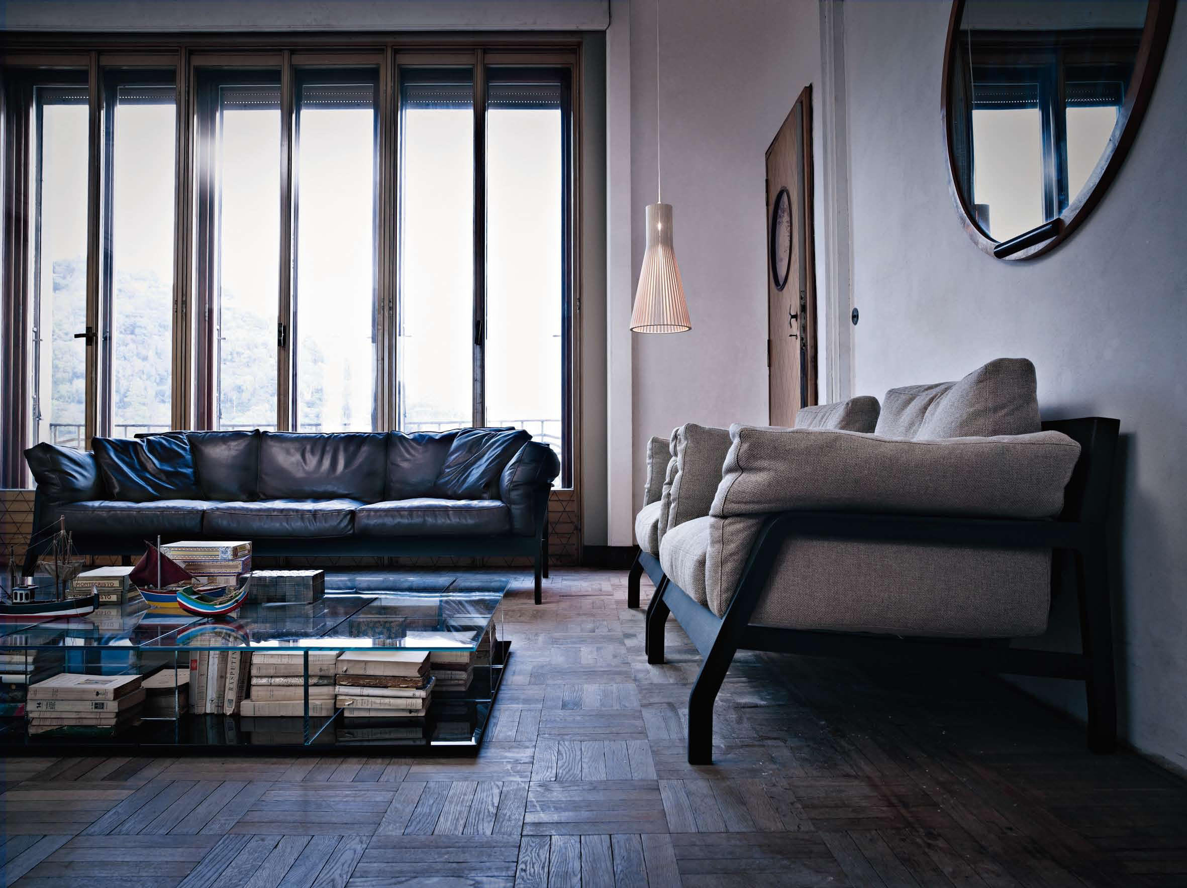 285 Eloro Chaise Longues From Cassina Architonic