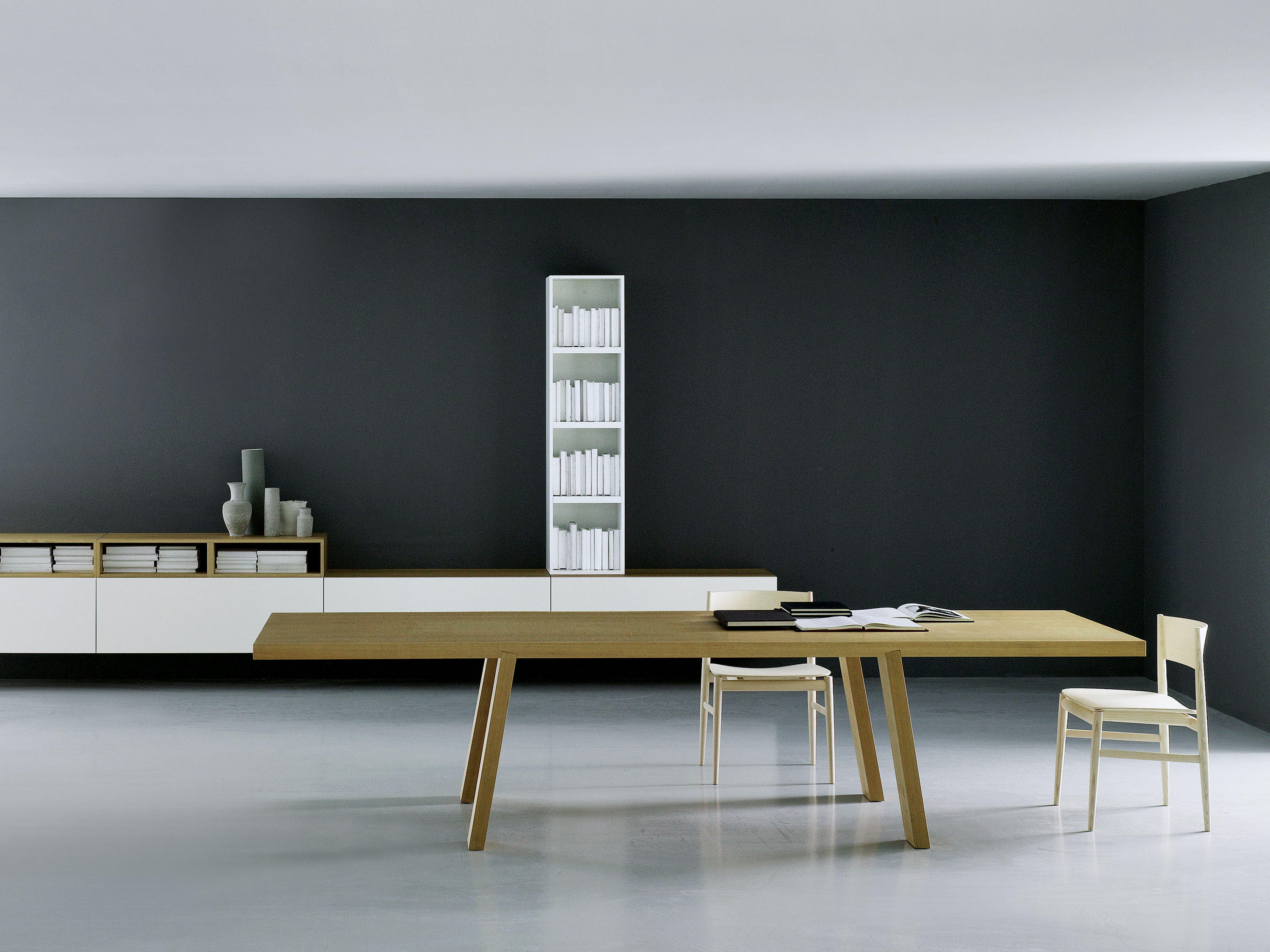 Minimo Table Dining Tables From Porro Architonic