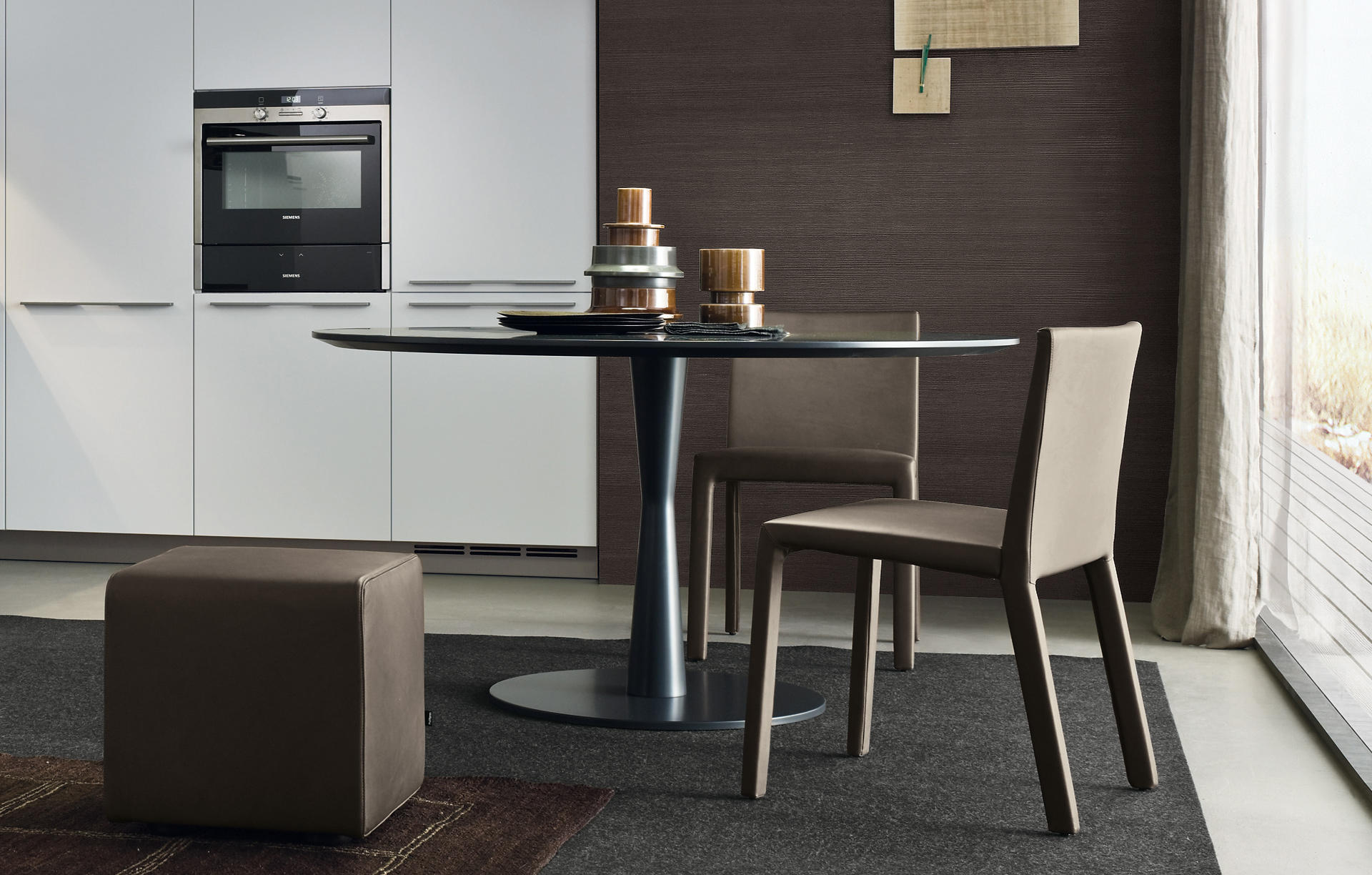 Flute Coffe Table Side Tables From Poliform Architonic