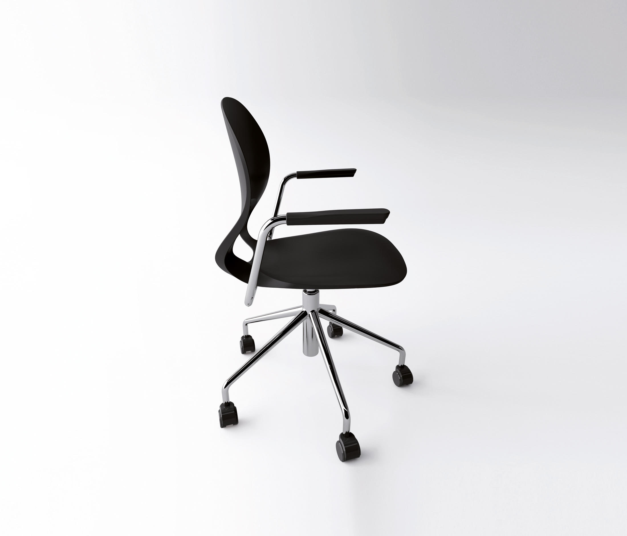 Bürostuhl modern  PIKAIA CHAIR - Multipurpose chairs from Kristalia | Architonic