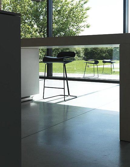 BCN STOOL ON WOOLEN BASE Bar stools from Kristalia  : bcn2big from www.architonic.com size 429 x 550 jpeg 64kB