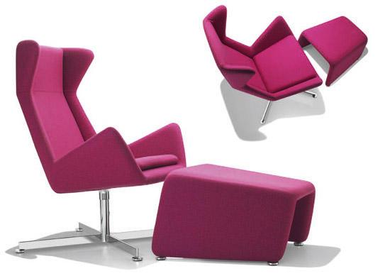 Free poltrone parri design architonic for Poltrone design online