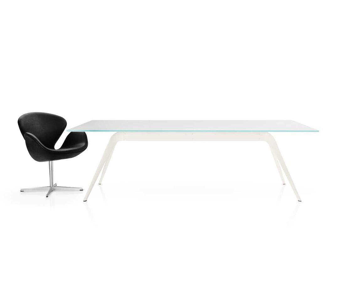 T No 1 Tb7 Meeting Room Tables From Fritz Hansen