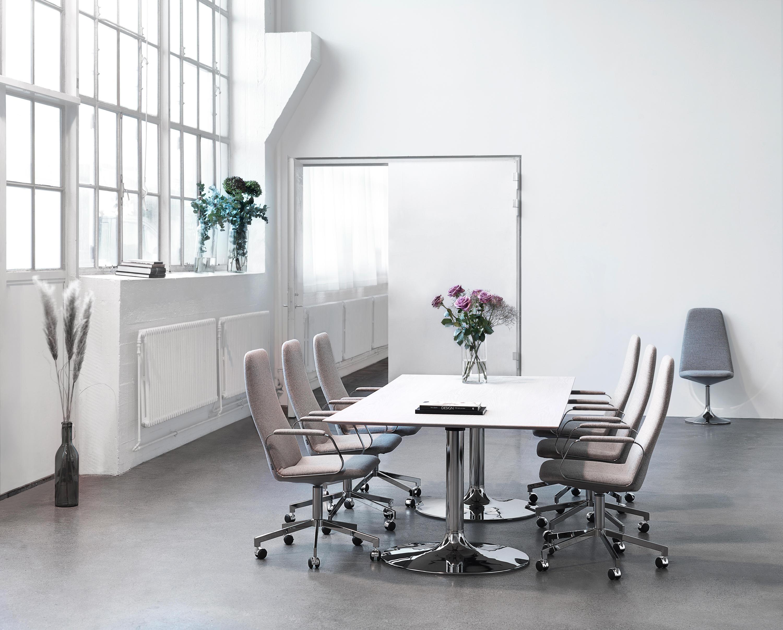 Bella Chairs From Johanson Architonic