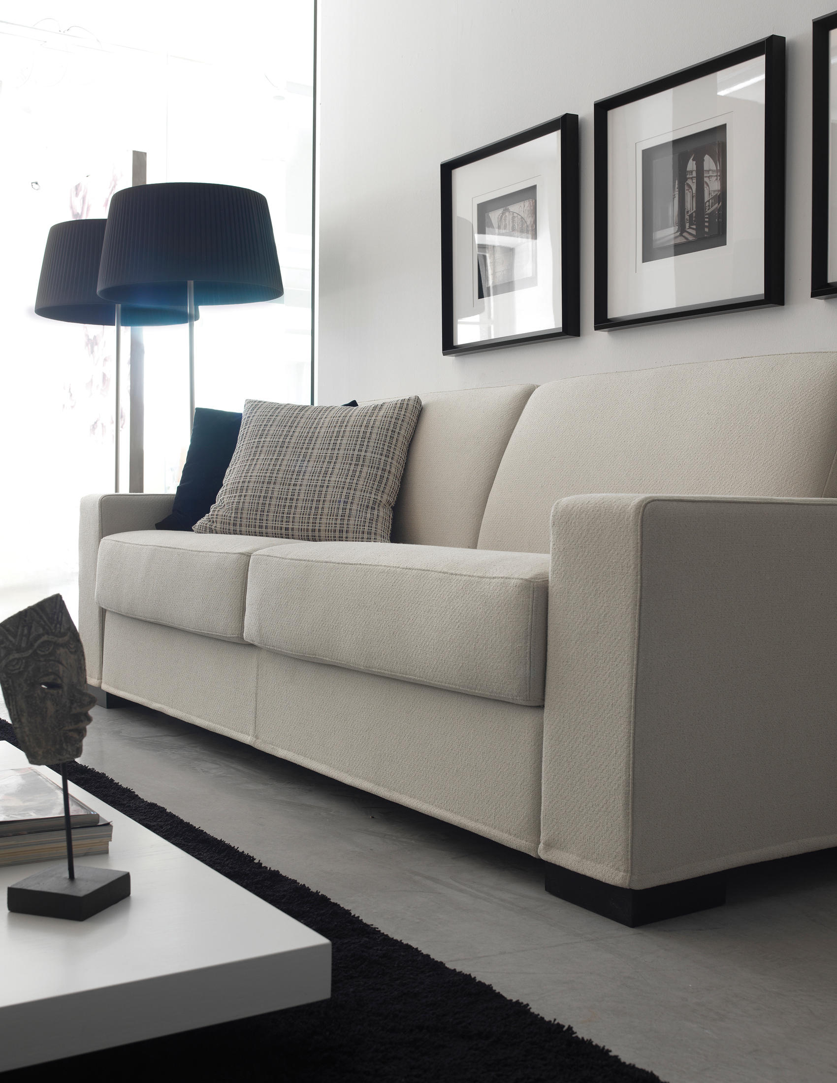 DUKE PONIBILE Sofa beds from Milano Bedding