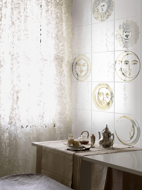 Soli e lune oro 1b ceramic tiles from ceramica bardelli architonic - Ceramica bardelli cucina ...