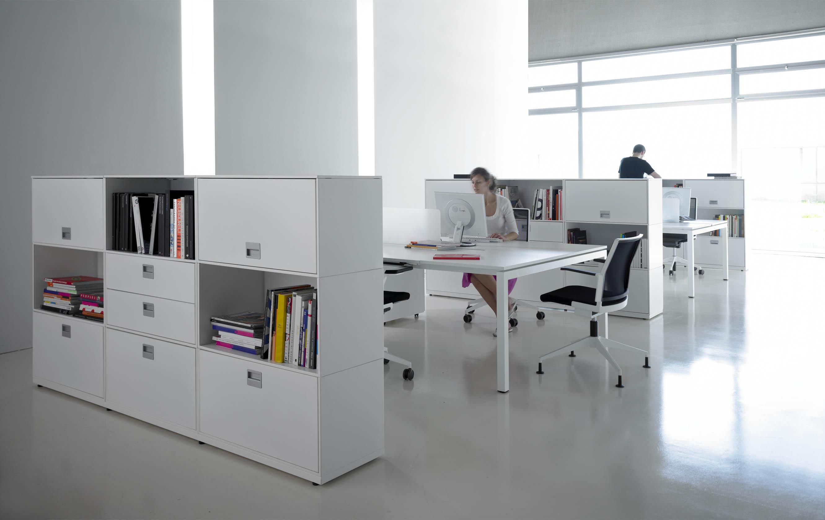 T box armadi ufficio dynamobel architonic for Muebles peralta sevilla